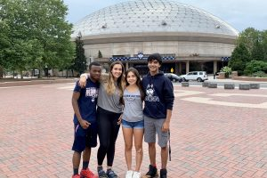 UConn's Freshmen Bring Talent, Ambition, and Unprecedented Diversity