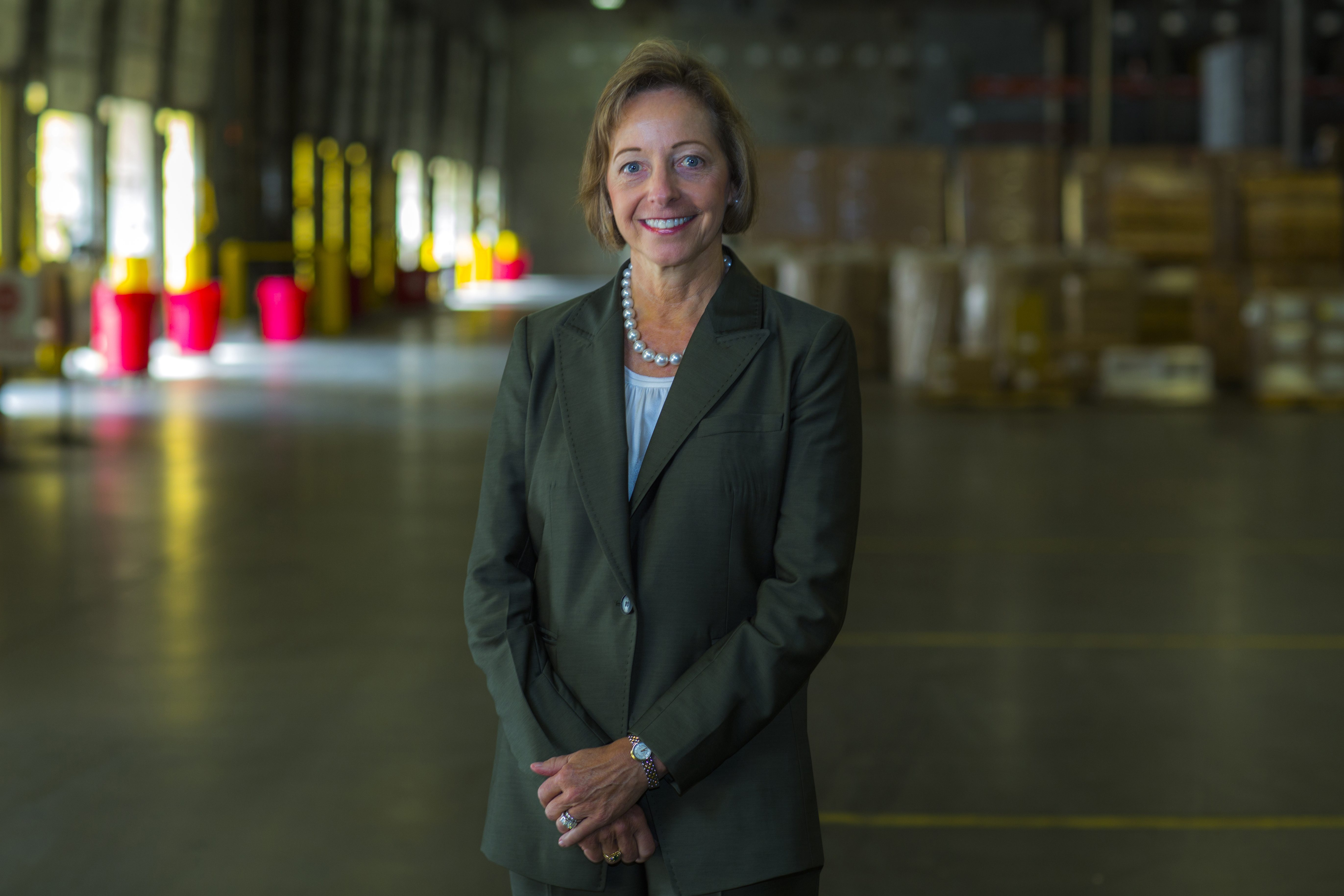 Mary Laschinger, CEO of Veritiv Corp, an Atlanta-based business-to-business corporation. (Leland Holder/Submitted Photo)