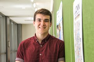 Driving Innovation: Mitchell Hornak '22