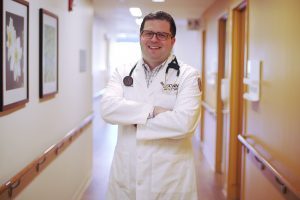 Meet Dr. David Ozimek, Primary Care Physician