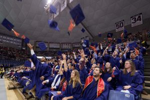 UConn Grads Finding Jobs at Record Rates Within 6 Months of Earning Degree, New Report Shows