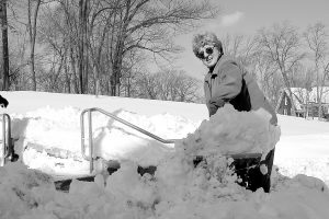 Winter at UConn: Nineties-Style