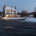 The Lyme Inn, Lyme, N.H. (Photo courtesy of Janet Pritchard)
