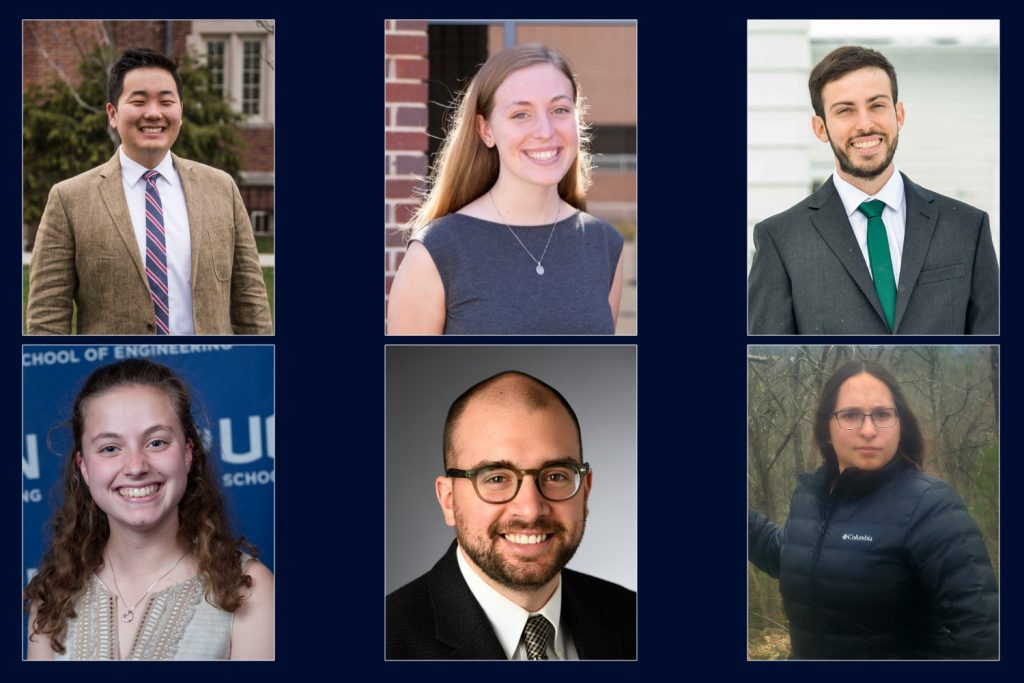 Students Earn National Science Foundation Graduate Research Fellowships