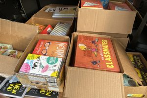 Books of books for K-12 students.