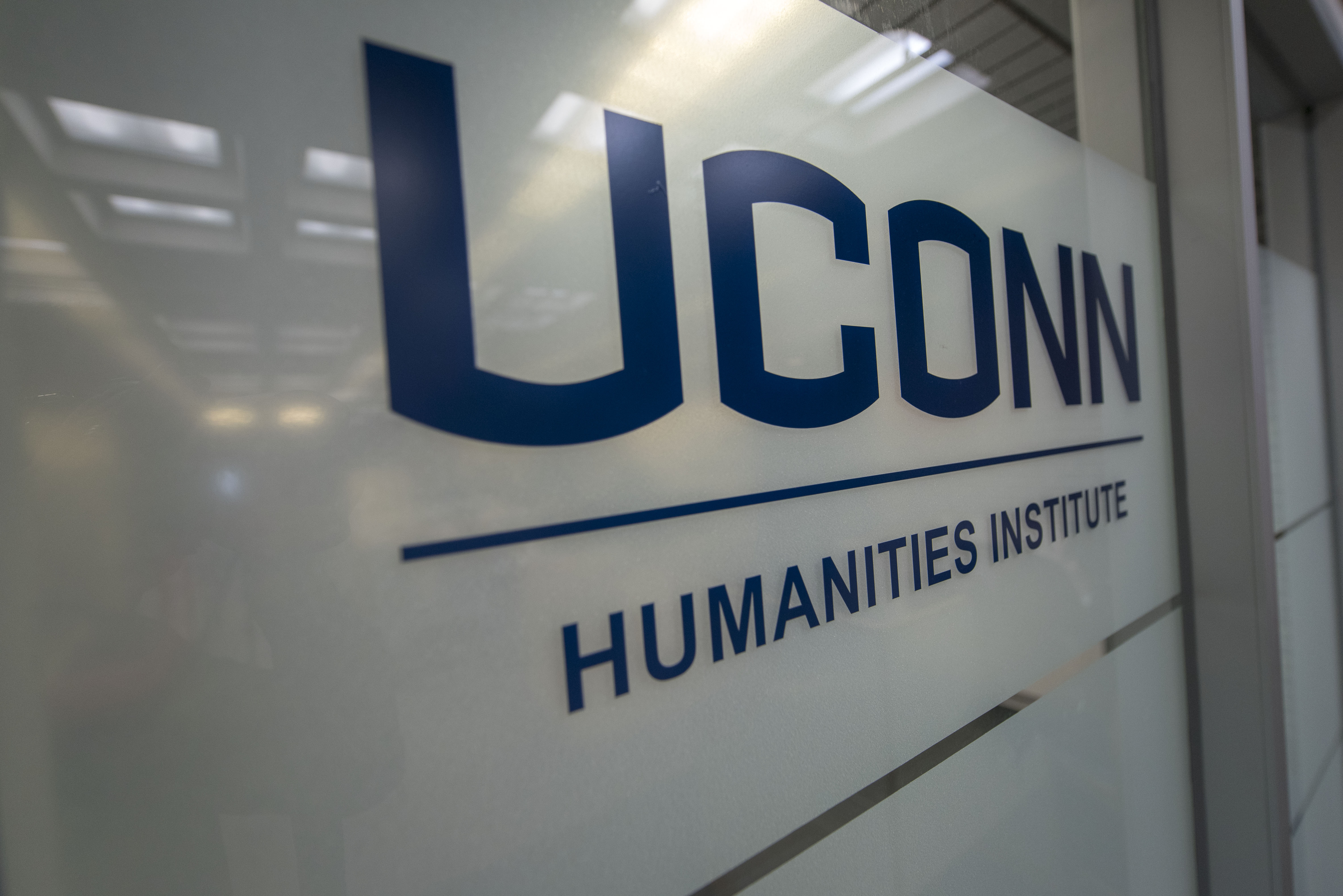 The logo of the UConn Humanities Institute