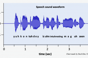 Hearing Speech Requires Quiet - In More Ways Than One