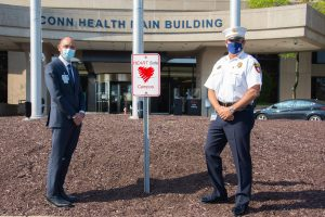 UConn Health is First 'HEARTSafe Campus' Medical Center in Connecticut