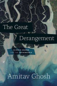 "The cover of ""The Great Derangement,"" this year's UConn Reads selection."
