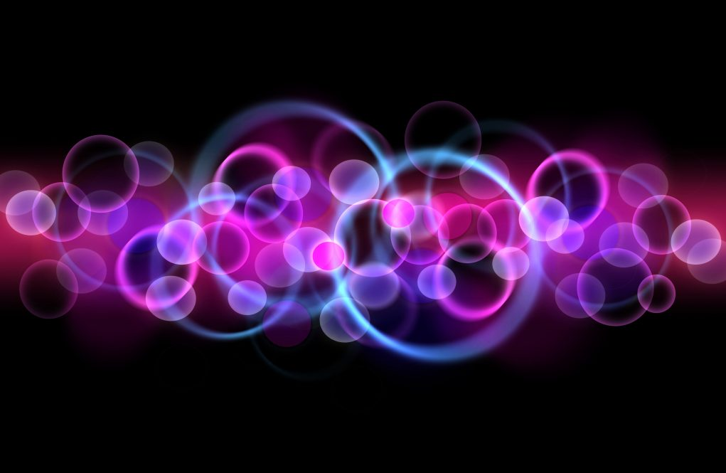 Experiments with super-fast lasers show bubbles that form around atoms can speed up energy transfer.