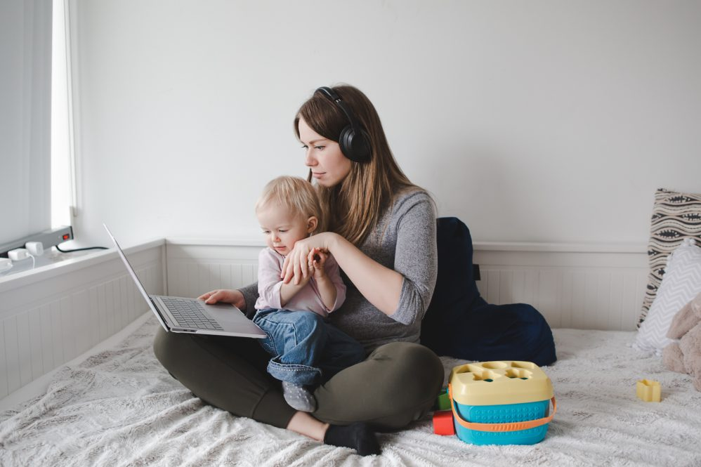Career challenges faced disproportionally by women and mothers in academia are not new, but have been exacerbated by the pandemic.