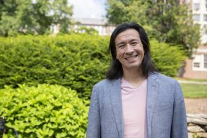 Associate Professor of History and Director of the Asian and Asian American Studies Institute Jason Oliver Chang studies the history of tobacco plantations in Connecticut.