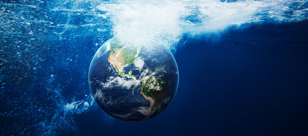 UConn's Peter Auster helped write a new UN report assessing the status of the world's oceans.