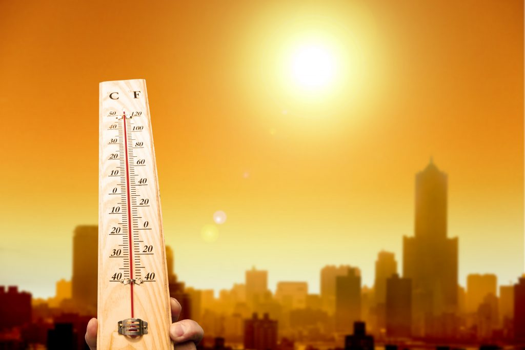 Some 'hot spots' in Fairfield and New Haven counties have seen average temperatures climb by five to 10 degrees over the past two decades.