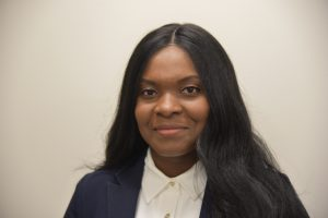 Headshot of Ngozi Adaralegbe, Assistant Professor-in-Residence, Allied Health Sciences